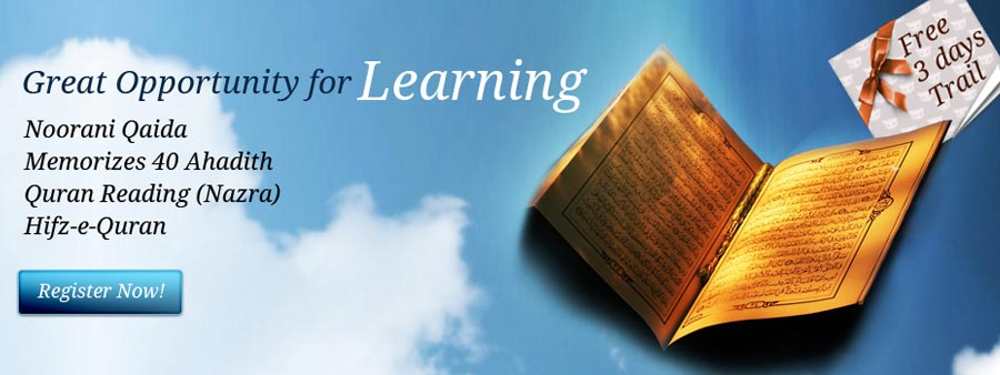 Online Quran Learning - Learning Quran online, Free Download